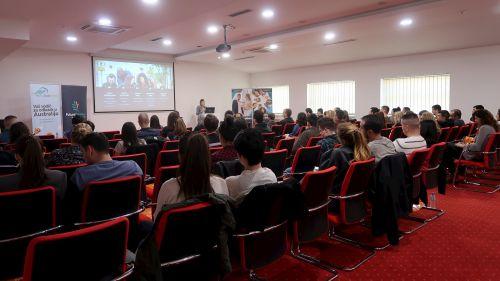 Seminar u Banja Luci, BiH 2019 | Studiraj i živi u Australiji