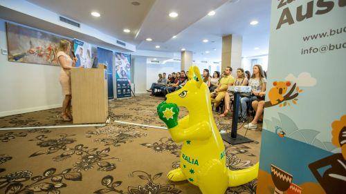 Seminar u Nišu, Srbija 2018 | Studiraj i živi u Australiji
