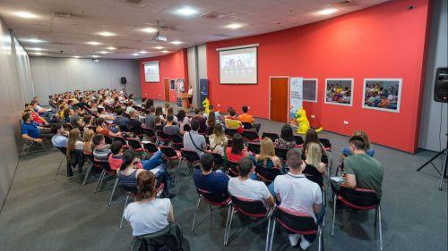 Seminar u Novom Sadu, Srbija 2018 | Studiraj i živi u Australiji